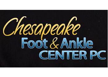 Chesapeake podiatrist Dr. Scott Wooddell, DPM, FACFAS