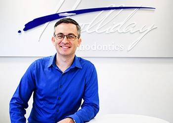 Honolulu orthodontist Dr. Sean R. Holliday, DDS, MS