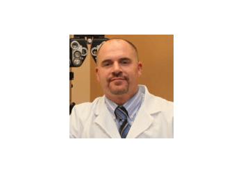 Bridgeport pediatric optometrist Dr. Sean West, OD