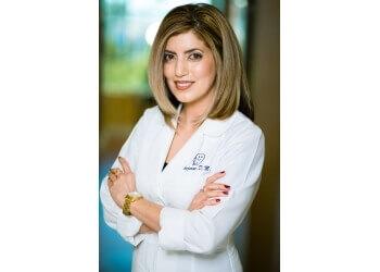 Irvine dentist Sepideh Najaran, DMD - SAND CANYON DENTAL