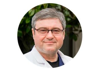 Kent podiatrist Dr. Serge Barlam, DPM