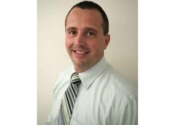 West Valley City podiatrist Dr. Seth Clark, DPM