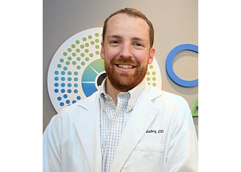 Memphis pediatric optometrist Dr. Seth Salley, OD