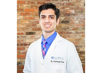 Fayetteville cosmetic dentist Dr. Shaharyar Fiza, DMD