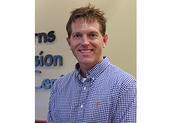 Knoxville eye doctor Dr. Shane Presson, OD