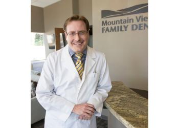 Mesa dentist Dr. Shayne Guffey,