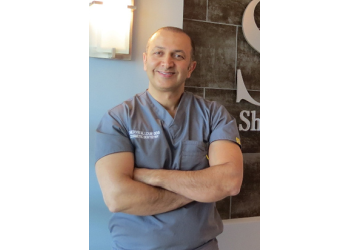 Los Angeles dentist Dr. Shervin M. Louie, DDS
