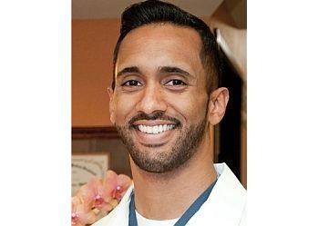 Austin podiatrist Dr. Shine John, DPM, FACFAS