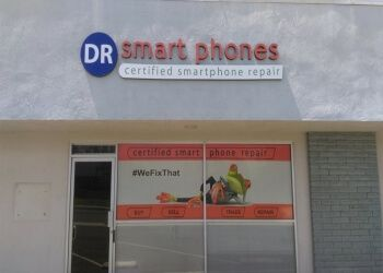 Irvine cell phone repair Dr. Smart Phones
