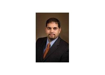 Garland pediatric optometrist Dr. Soby Abraham, OD