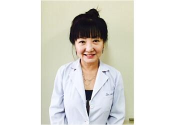 Santa Clara pediatric optometrist Dr. Somi Oh, OD, FIOS, FOAA