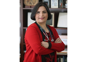New York pediatrician Sonia Gidwani, MD