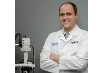 Laredo pediatric optometrist Dr. Stephen Burton, OD