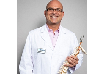 Charlotte chiropractor Dr. Stephen Demaine, DC - Demaine Chiropractic & Rehab Centers