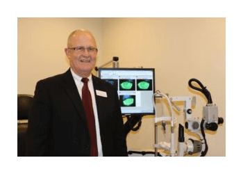 Lowell pediatric optometrist Dr. Stephen Harney, OD, FAAO