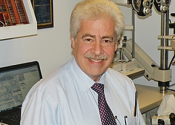 Washington pediatric optometrist Dr. Stephen L. Glasser, OD