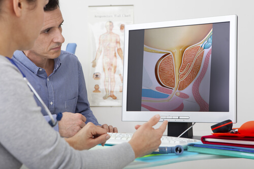 Mesquite urologist Dr. Stephen Lazarus, MD