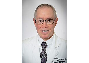 Buffalo ent doctor Dr. Stephen R. Sobie, MD