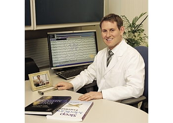 Sacramento neurologist Steven D. Brass, MD