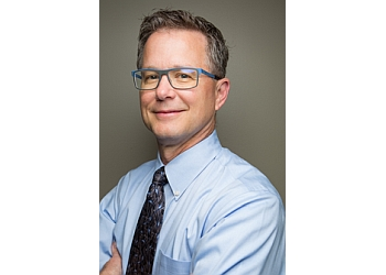 Anchorage eye doctor Dr. Steven Dobson, OD