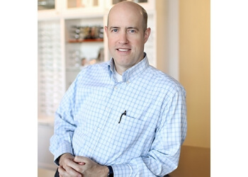 Surprise eye doctor Dr. Steven Holt, OD