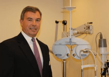 Lowell eye doctor Dr. Steven P. Sikalis, OD