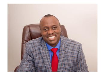 Charlotte pediatrician Steven Sewanyana, MD
