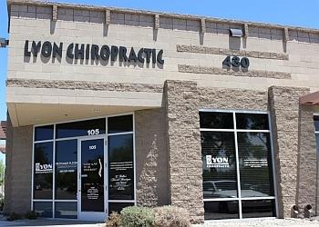 Tempe chiropractor Dr. Stewart Lyon, DC