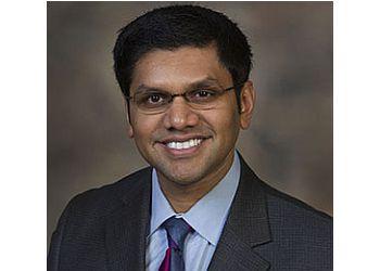 Naperville cardiologist Dr. Sujith J. Kalathiveetil, MD, FACC