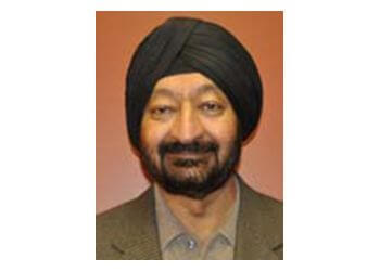 Chicago cardiologist Dr. Sukhjit S. Gill, MD