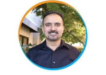 Modesto cosmetic dentist Dr. Surjit Chahal, DDS