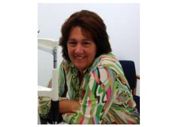 Fayetteville pediatric optometrist Dr. Susan Cameron Bailey, OD