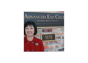 Baton Rouge pediatric optometrist Dr. Susan Jong, OD, FCOVD