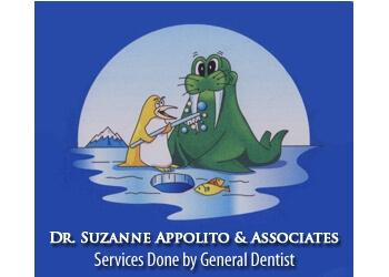 Mesquite kids dentist Dr. Suzanne Appolito, DDS