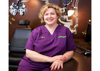 Vancouver pediatric optometrist Dr. Suzanne T. Zamberlan, OD