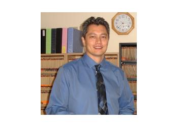 North Las Vegas pediatric optometrist Dr. Swedberg James, OD