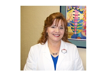 Beaumont chiropractor Dr. Sylvia Haney, DC