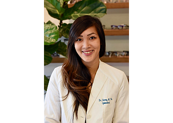 Austin pediatric optometrist Dr. Tammy Vo, OD