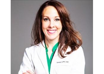 Columbus dermatologist Tanda N. Lane, MD