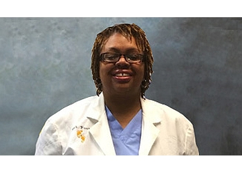 Dayton podiatrist Dr. Tanisha Richmond, DPM