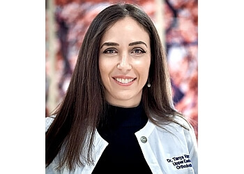 New York orthodontist Tanya Vaysman, DMD