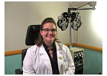 Lancaster pediatric optometrist Dr. Tara S. Shields, OD