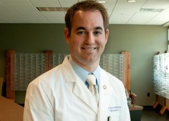 Scottsdale eye doctor Dr. Taylor McMullen, OD - Salt River Eye Care, PLLC