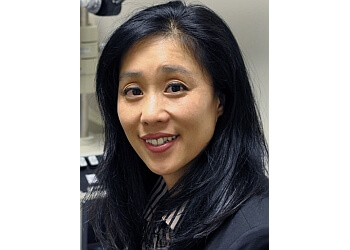 Irvine pediatric optometrist Dr. Terry Tsang, OD