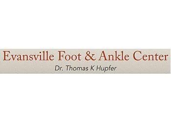 Evansville podiatrist Dr. Thomas K Hupfer, DPM