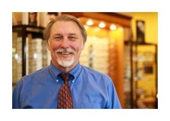 Henderson eye doctor Dr. Thomas R. Kroll, OD