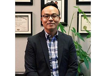 Arlington chiropractor Dr. Tien Adrian Trinh, DC