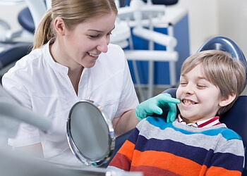 Augusta kids dentist Dr. Tina Moses, DMD
