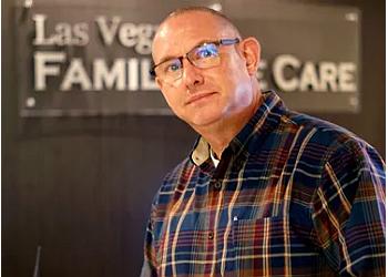 Las Vegas pediatric optometrist Dr. Todd Angell, OD