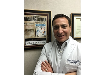 Washington dermatologist Dr. Todd E. Perkins, MD